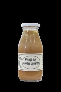 Potage d'Antan carottes coriandre 25cl
