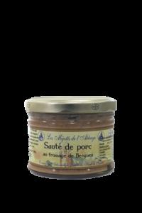 Sauté de porc au fromage de Bergues 380g